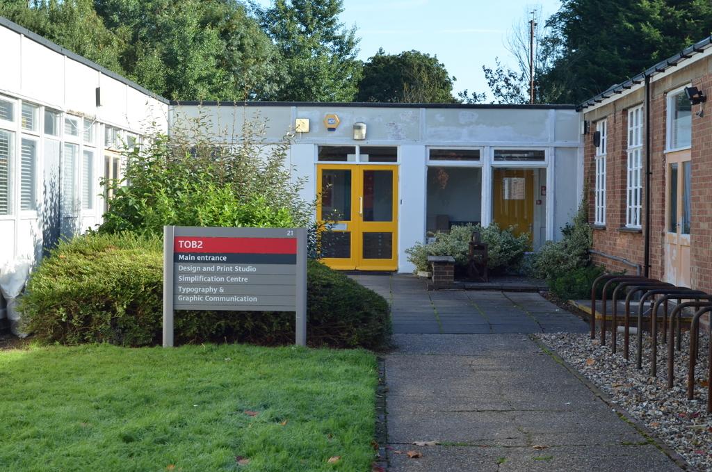 Department of Typography